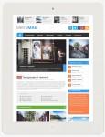 Metro Mag вариант для планшета